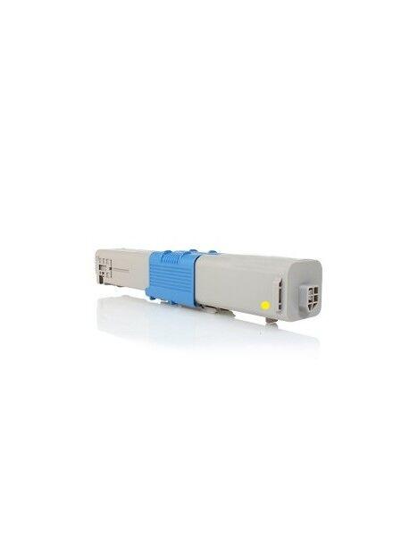 Cartouche toner EXECUTIVE ES3451 MFP/ES5430DN/ES5461 MFP compatible pour Oki Coloris - Jaune