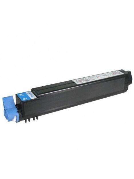 Cartouche toner EXECUTIVE ES9410/ES9420 compatible pour Oki Coloris - Cyan
