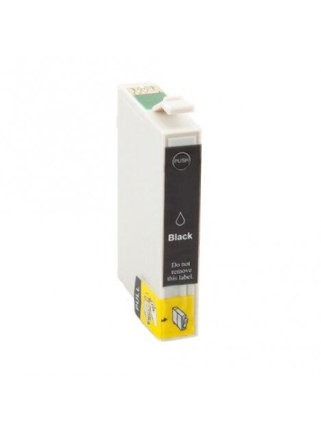 Cartouche d'encre T0791 compatible pour Epson Coloris - Noir