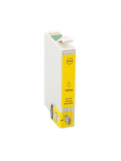 Cartouche d'encre T0791 compatible pour Epson Coloris - Jaune