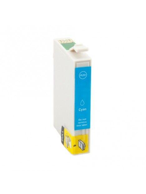 Cartouche d'encre T1631/1621/1681 compatible pour Epson Coloris - Cyan