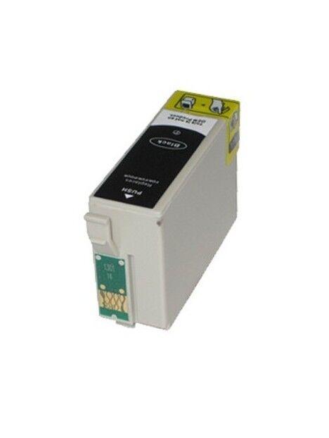 Cartouche d'encre T2711/T2701 compatible pour Epson Coloris - Noir Très Haute Capacité