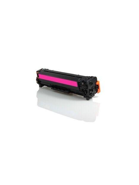 Cartouche toner CC530A/CE410X/CF380X générique pour HP Coloris - Magenta