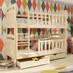Lano Lit superposé PIT pour enfant - Pin - 80 cm x 180 cm Fabriqué 100%... par LeGuide.com Publicité