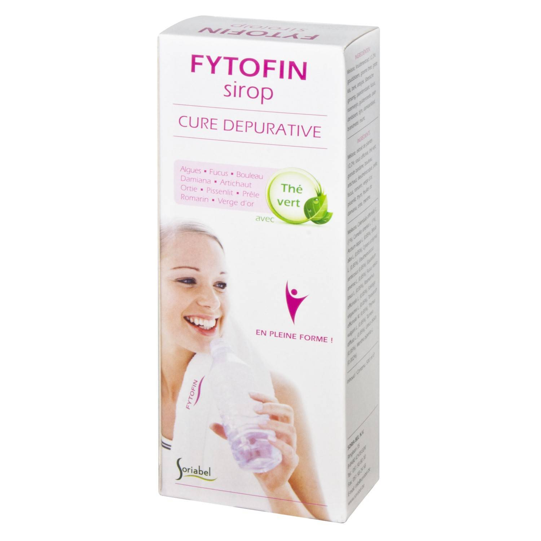 Soria Natural Fytofin Cure 500 ml