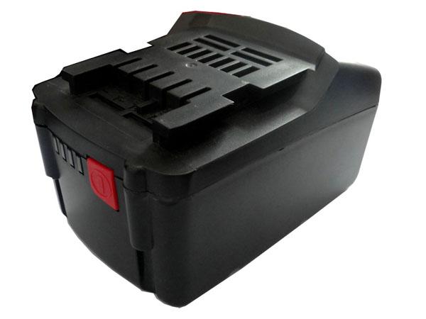 pb Batterie d'outillage 36V 2,0Ah Li-Ion METABO 6.25453