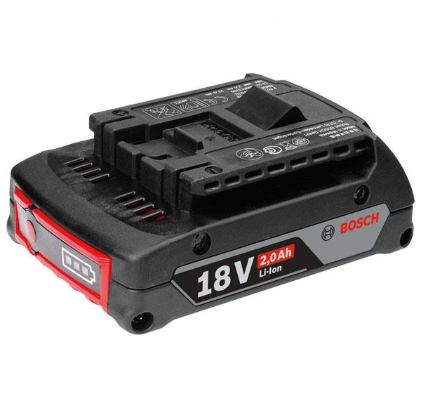 Orgapack Batterie d'outillage d'origine 18V 2,0Ah Li-Ion ORGAPACK ORT 260