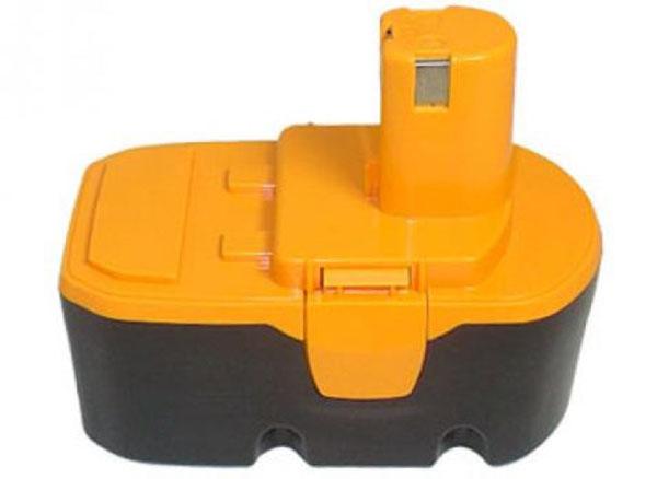 pb Batterie d'outillage 18V 2,0Ah Ni-Cd / Ni-Mh RYOBI BPP1817 / BPP1817M