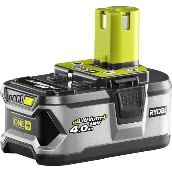 Ryobi Batterie d'outillage d'origine 18V 5,0Ah Li-Ion RYOBI RB18L15 / BPL1820