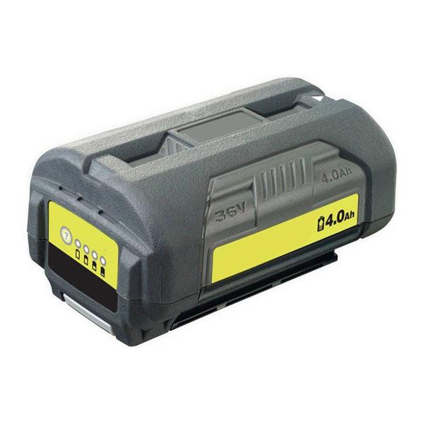 pb Batterie d'outillage 36V 4,0Ah Li-Ion type RYOBI BPL3650D / BPL3640D