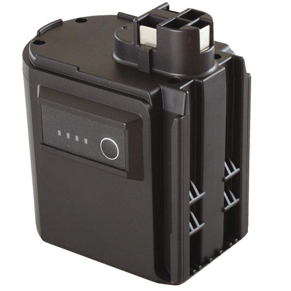 Pb Batterie d'outillage APBO / SL-24V 2.0Ah Ni-Cd / Ni-Mh Bosch 2 607 335 215 / 216 / 223