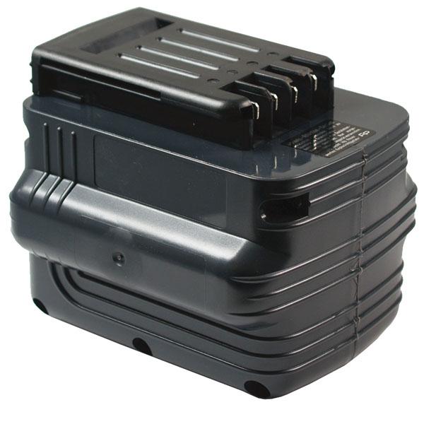 pb Batterie d'outillage 24V 2,0Ah Ni-Cd / Ni-Mh DEWALT DE0241 / DE0243