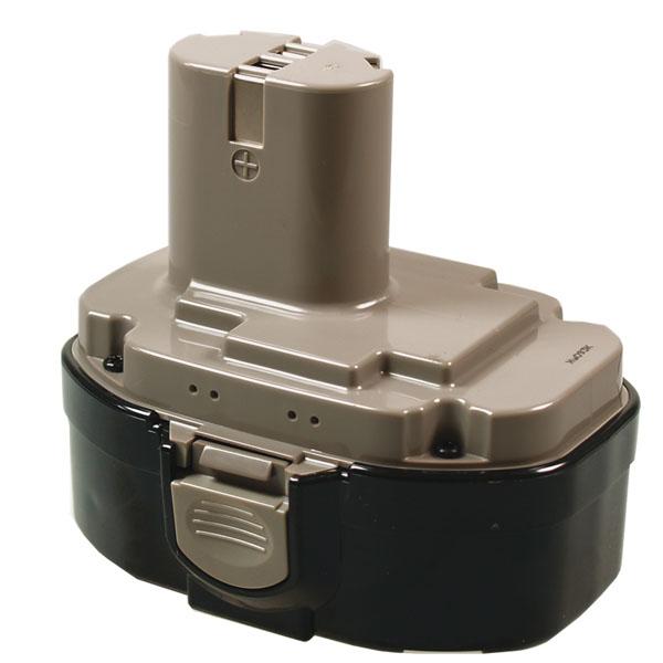 pb Batterie d'outillage 18V 3,0Ah Ni-Cd / Ni-Mh MAKITA 1822 / 1835