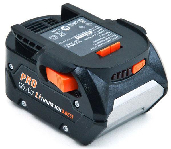 pb Batterie d'outillage 14,4V 3,0Ah Li-Ion AEG L1415 R / L1420 R