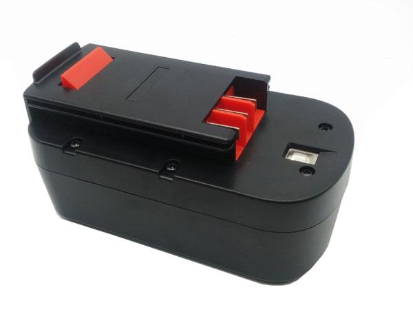 pb Batterie d'outillage 18V 2,0Ah Ni-Cd / Ni-Mh BLACK & DECKER A18 / A1718