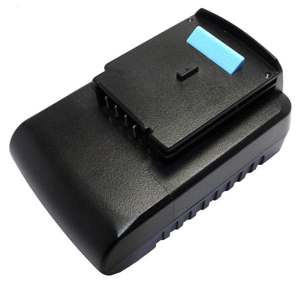 pb Batterie d'outillage 14,4V 2,0Ah Li-Ion BLACK & DECKER A1114L / A1514L