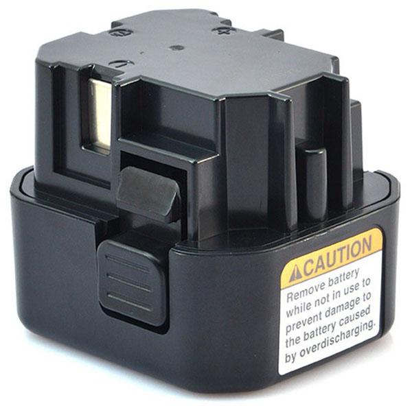 Max Batterie d'outillage d'origine 6V 1,5Ah Ni-Cd / Ni-Mh MAX JP606(H)