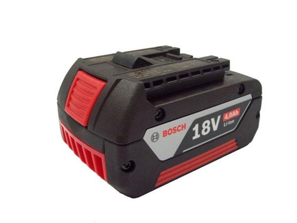 Bosch Batterie d'outillage d'origine 18V 4,0Ah Li-Ion BOSCH 1 600 Z00 038 / 2 607 336 815