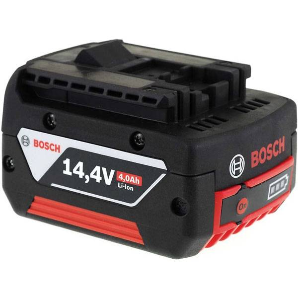 pb Batterie d'outillage 14,4V 5,0Ah Li-Ion BOSCH 1 600 Z 000 33