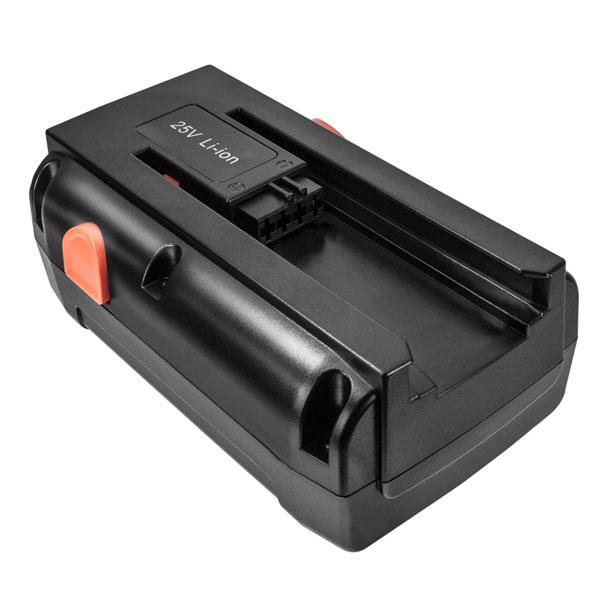 pb Batterie d'outillage 25V 4,0Ah Li-Ion GARDENA 8838-20 / 380LI