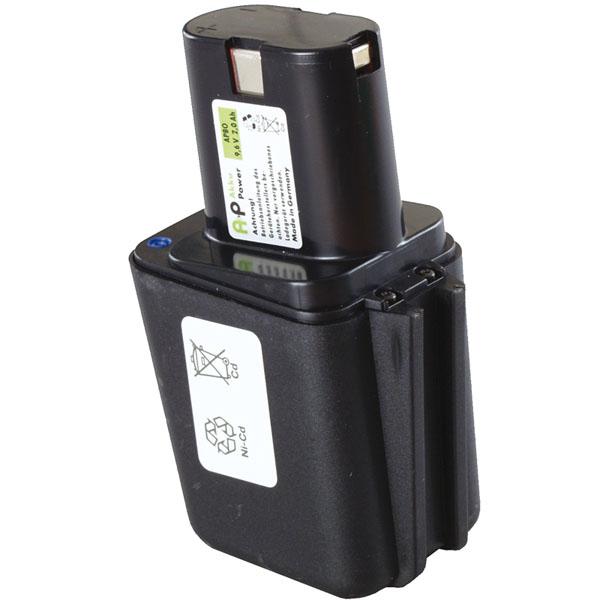 pb Batterie d'outillage 9,6V 3,0Ah Ni-Cd / Ni-Mh BERNER 9,6V