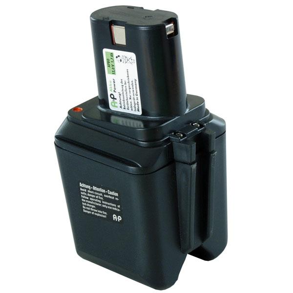 pb Batterie d'outillage 12V 3,0Ah Ni-Cd / Ni-Mh BOSCH 2 607 335 021 / 2 607 335 014