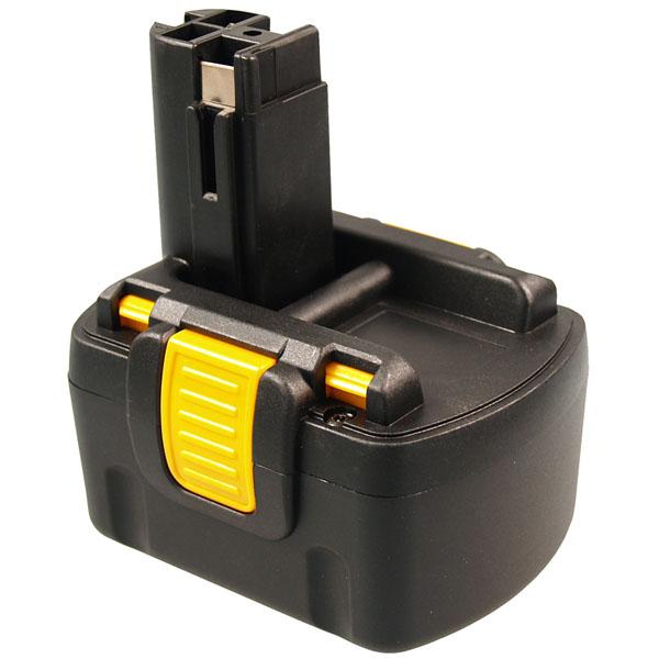 pb Batterie d'outillage 14,4V 2,0Ah Ni-Cd / Ni-Mh BOSCH 2 607 335 528 / 2 607 335 534