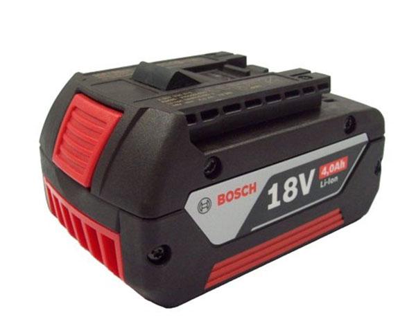 pb Batterie d'outillage 18V 3,0Ah Li-Ion BOSCH 2 607 336 236 / 2 607 336 235