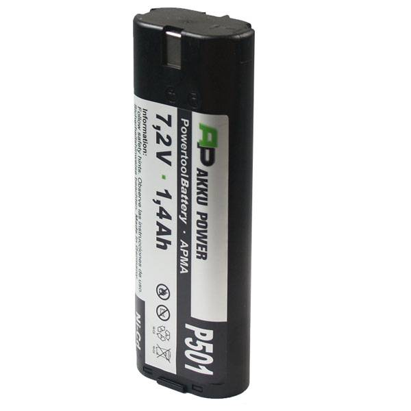 pb Batterie d'outillage 7.2V 2,0Ah Ni-Cd / Ni-Mh FACOM 7,2V