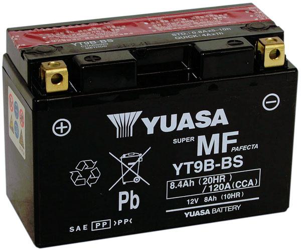 YAMAHA batterie moto pour  YAMAHA 660 XT 660X Supermoto (2004-2016)