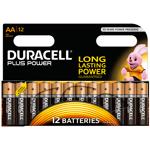 duracell  Duracell 12 piles LR6 AA Duracell Plus Power sous blister Pack... par LeGuide.com Publicité