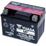 yuasa  Yuasa Batterie tondeuse Yuasa YTX4L-BS étanche 12V / 3Ah TYPE :... par LeGuide.com Publicité