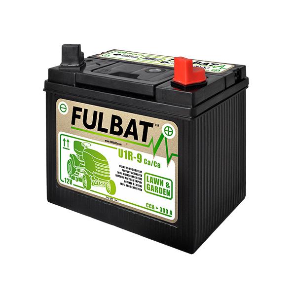 Fulbat Batterie tondeuse U1-R9 étanche  CA/CA  12V / 28Ah
