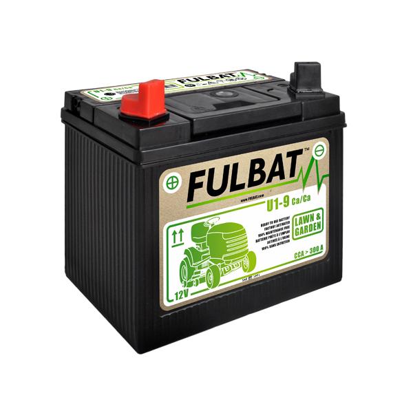 Fulbat Batterie tondeuse U1-9 étanche  CA/CA  12V / 28Ah