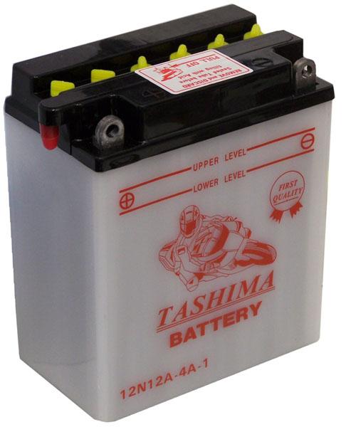 Tashima Batterie tondeuse 12N12A-4A-1 12V / 10Ah