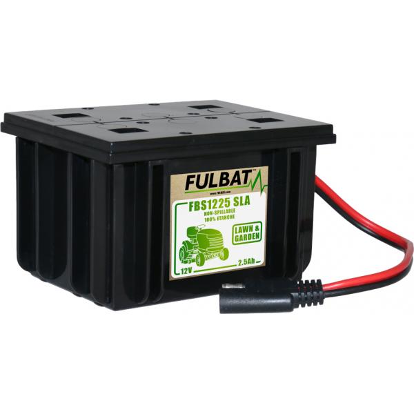 Tashima Batterie tondeuse BS1225 étanche au gel 12V / 2.5Ah