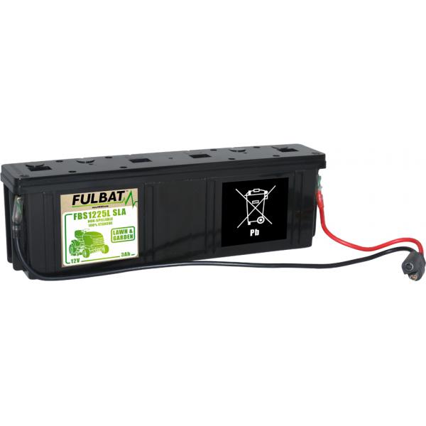 Fulbat Batterie tondeuse FBS1225L étanche au gel 12V / 3Ah