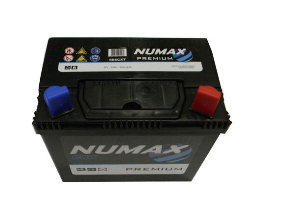 Numax Batterie de démarrage Numax Motoculture U1R9 895CXT 12V 32Ah / 350A