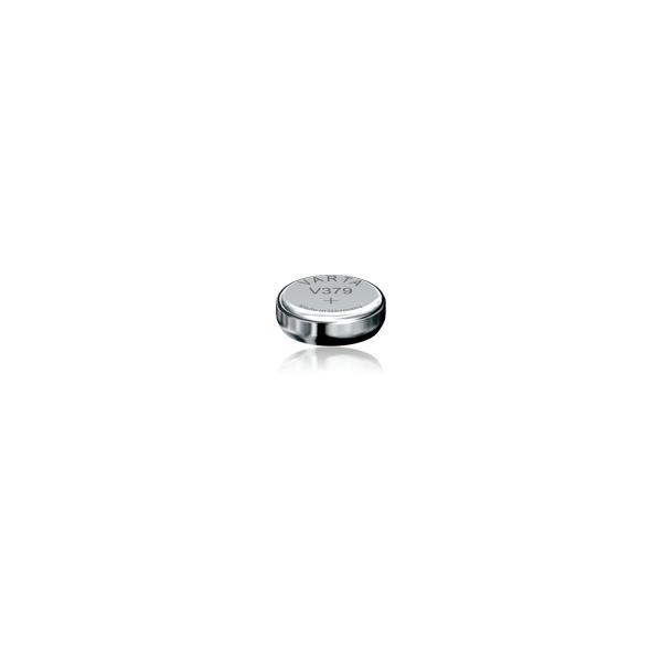 Varta Pile bouton oxyde d'argent Varta 379