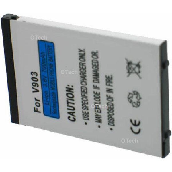 Otech Batterie de téléphone portable pour SHARP V903 3.6V Li-Ion 700mAh