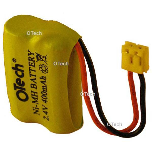 Otech Batterie de téléphone 2.4V 500mAh