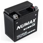 Numax Batterie moto Numax Supreme GEL Harley YGZ14HL-BS 12V 14Ah 240A... par LeGuide.com Publicité