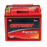 odyssey  ODYSSEY Batterie AGM ODYSSEY AGM PLOMB PURE PC1200MJT 12V 44AH... par LeGuide.com Publicité