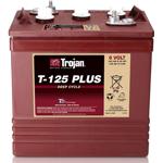 trojan  TROJAN Batterie TROJAN PLAQUES EPAISSES T125 GC2 6V 240AH AMPS... par LeGuide.com Publicité