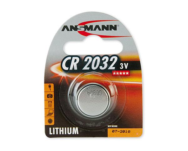 Ansmann Pile bouton lithium Ansmann CR2032