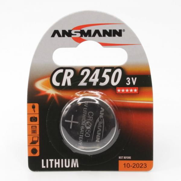Ansmann Pile bouton lithium Ansmann CR2450