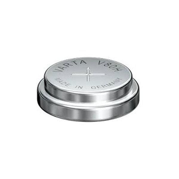Pb Pile bouton rechargeable Varta 80H Ni-Mh 1.2V 80mAh