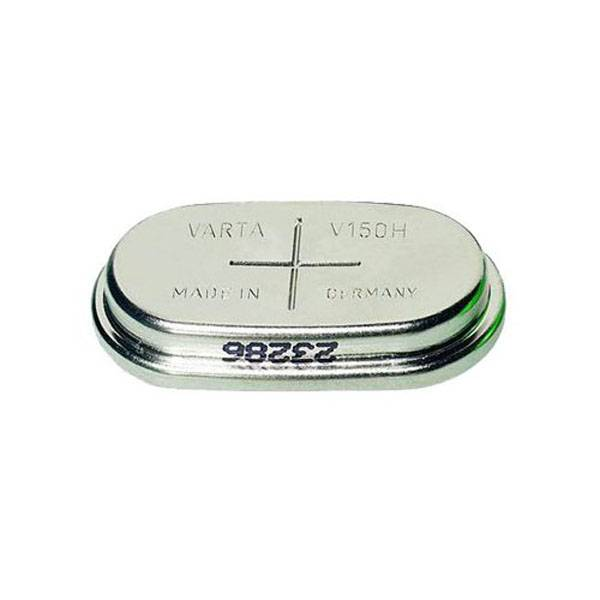 Pb Pile bouton rechargeableVarta 150H ovale 1.2V 150mAh