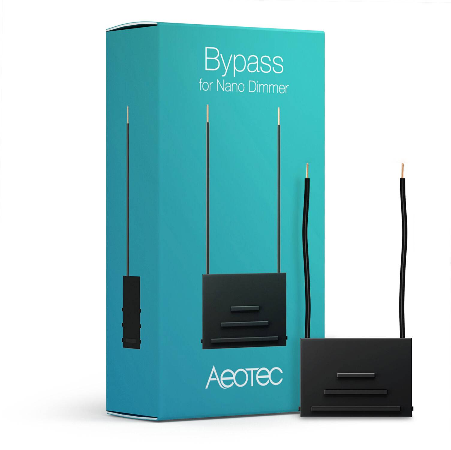 Aeon Labs Dimmer Bypass pour Nano Dimmer ZW111 - Aeon Labs
