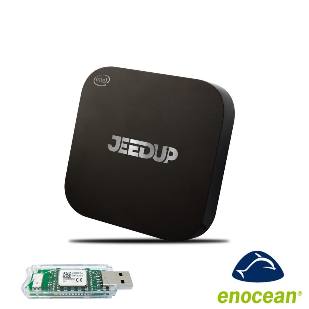 Wizelec Box domotique Jeedup version EnOcean (Powered by Jeedom) - Wizelec